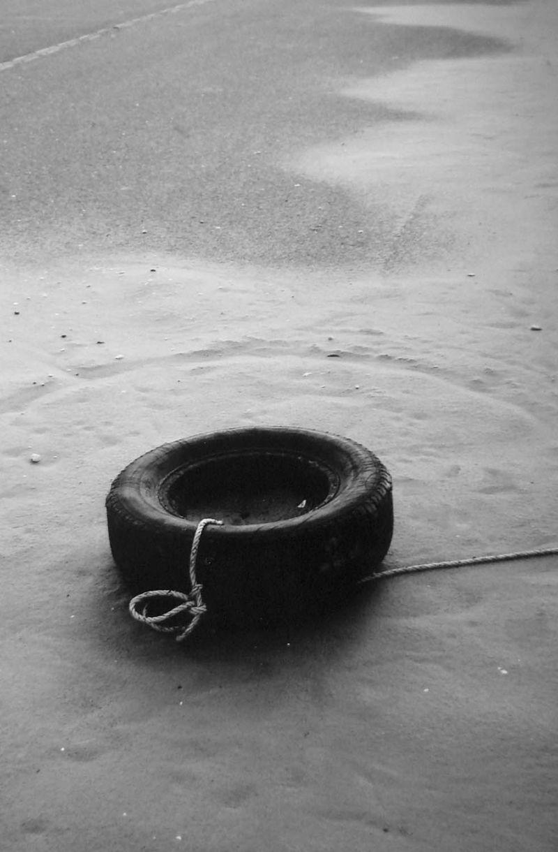 Le pneu déjanté