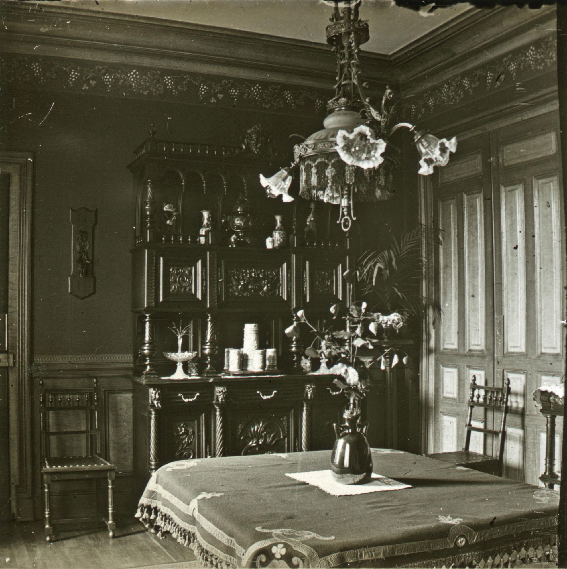 Intérieur d\'une maison bourgeoise - Cinq photos à la Une
