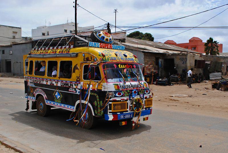 Sénégal Bus