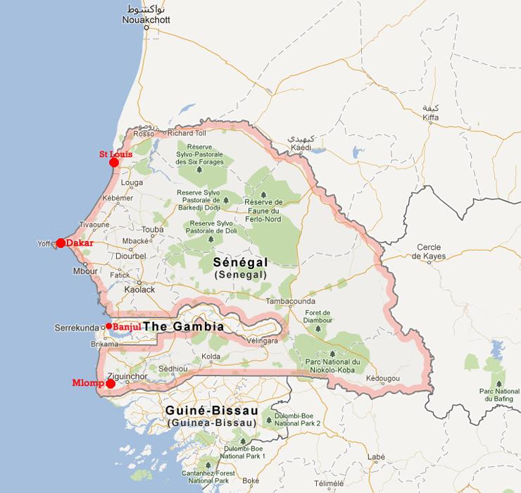 Carte-Carnet-Voyage-Sénégal
