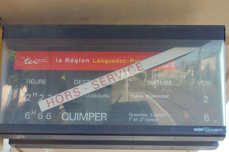 Gare de Lézignan-Corbières
