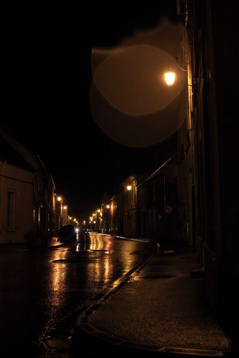 La peau de la nuit