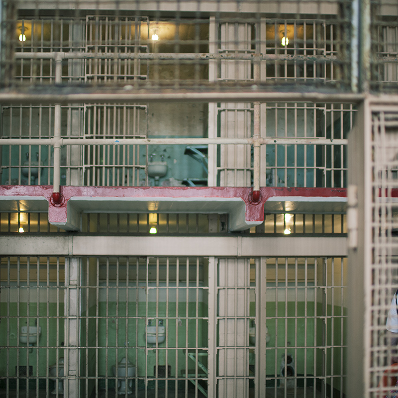 Alcatraz 6 - HV
