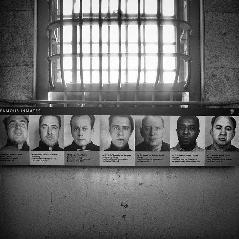 Alcatraz 5 - HV