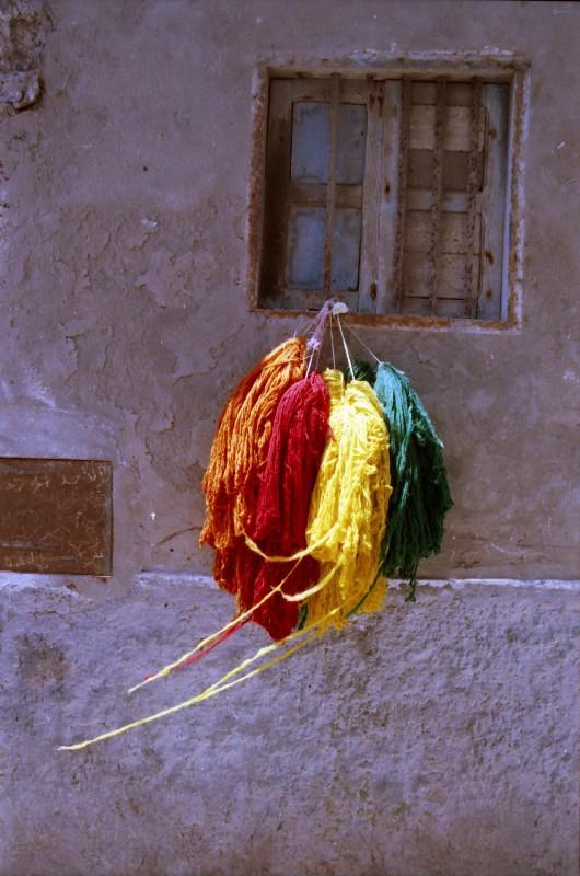 Teintures - Maroc - MN