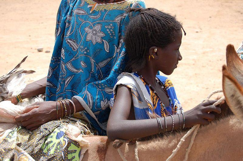 Femme africaineThHelsens