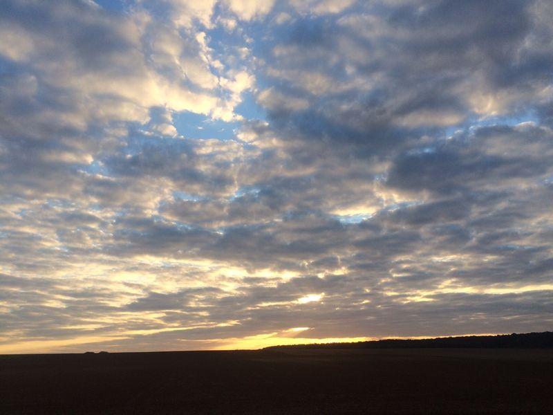Le ciel vu de la terre - LP
