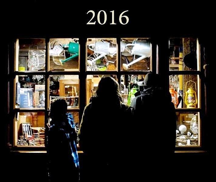 2016 - Grâce